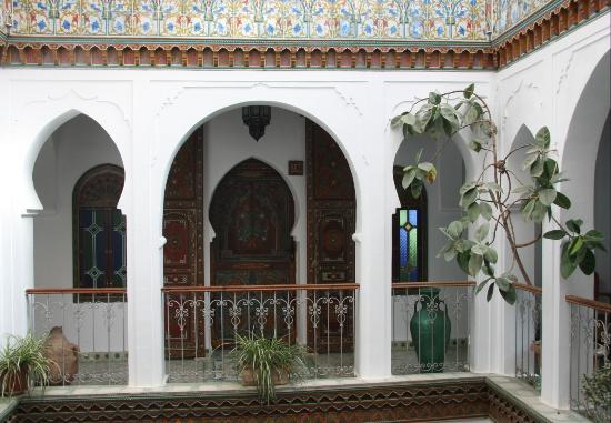 Hotel Riad Casa Hassan Restaurante: Corridoio antistante alle camere