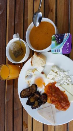 Ibis Kayseri: Завтрак