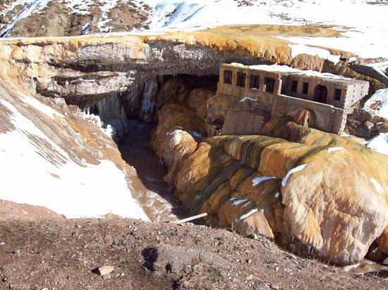 Puente del Inca, Argentina: puente