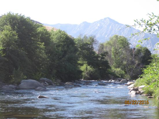 Sequoia Lodge: Kern River