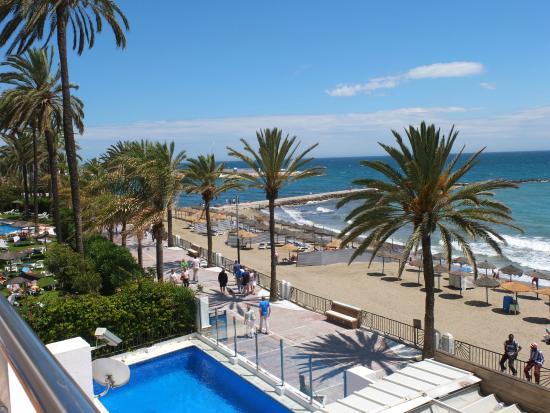 Balcony foto van aparthotel puerto azul marbella marbella tripadvisor - Aparthotel puerto azul marbella ...