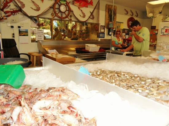 Desporte & Sons Seafood Inc. : Desporte Seafood ,délicieux