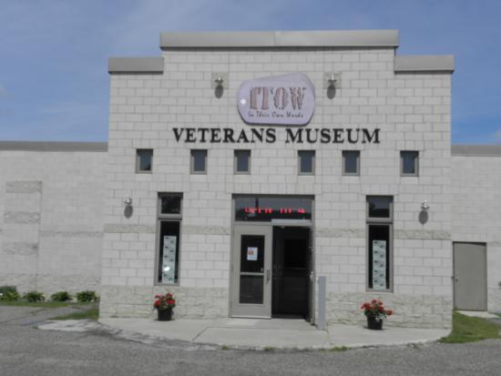 Super 8 Perham : Veterans Museum