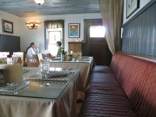 Sisters, Oregón: Cozy interior