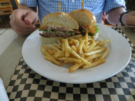 Sisters, Oregón: Meatball sandwich
