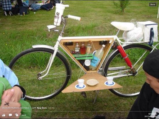Bay Bikes: Have bike will travel.