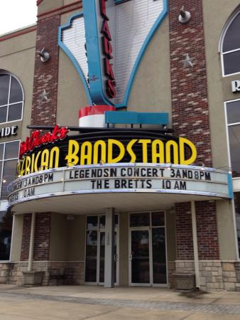 Dick Clarks American Band Stand Theater Branson -