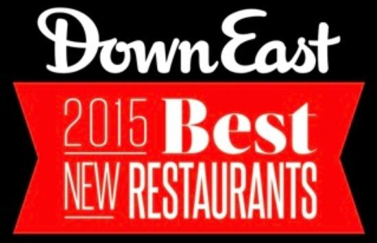 Sedgwick, ME: Voted one of the top new restaurants in Downeast magazine 2015