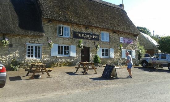 The Plough Inn: Friendly