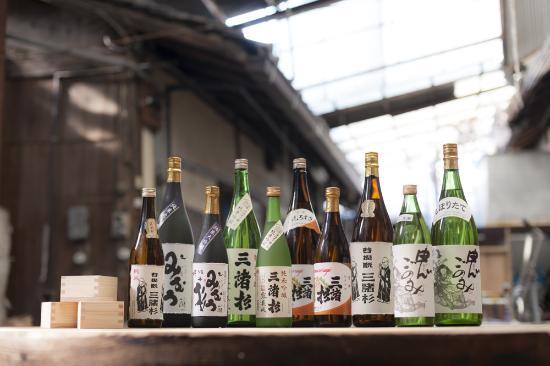 Imanishi Sake Brewery