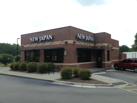 Hibachi Chicken Lunch Special Picture Of New Japan Restaurant