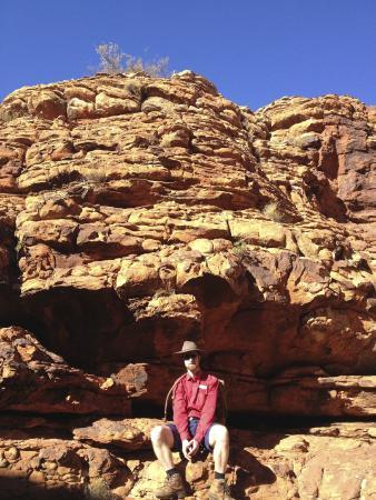 Kings Canyon Tour - ATT kings : Nick - our tour guide