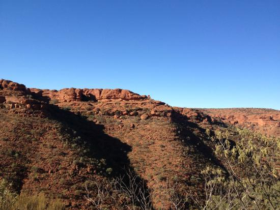 Kings Canyon Tour - ATT kings : View at the beginning of walk