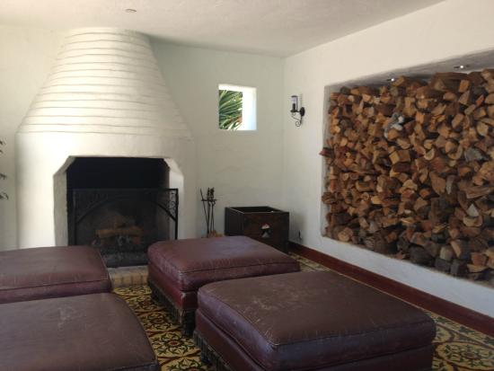 San Clemente, CA: Come home to a real fire!