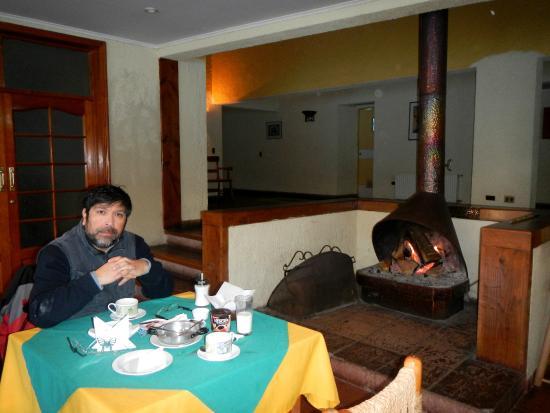 Hotel El Faro del Alto Bio Bio