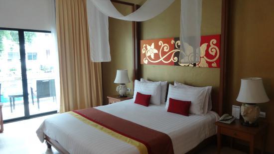 Cosy Beach Hotel: ห้องพัก