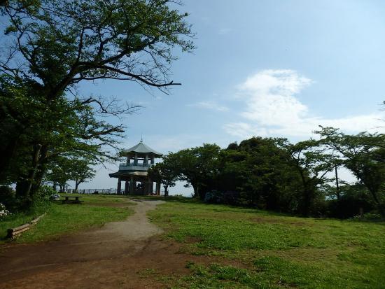 Mt. Hadano Gongen : 展望台