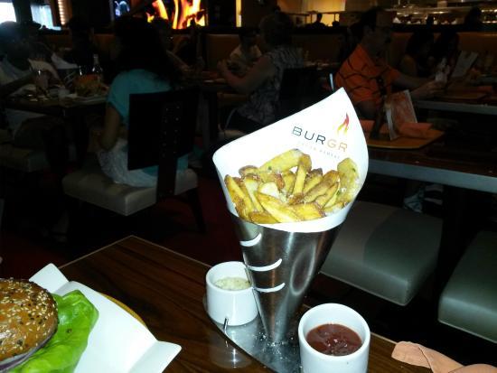 Food picture of gordon ramsay burgr las vegas tripadvisor - Gordon ramsay cuisine cool ...