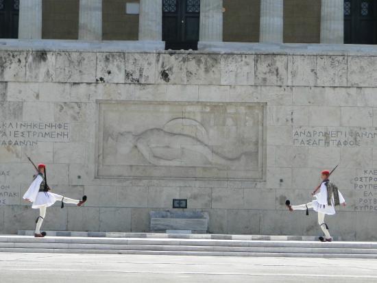 Astor Hotel Athens: Parlamento a 200 mts