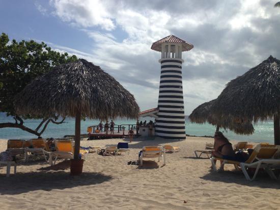 Iberostar Selection Hacienda Dominicus: Lighthouse bar