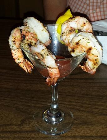 The Quarry: shrimp cocktail