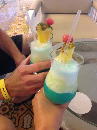 Iberostar Selection Hacienda Dominicus: Delicious drinks