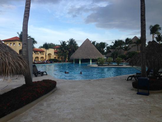 Iberostar Selection Hacienda Dominicus: Pool bar