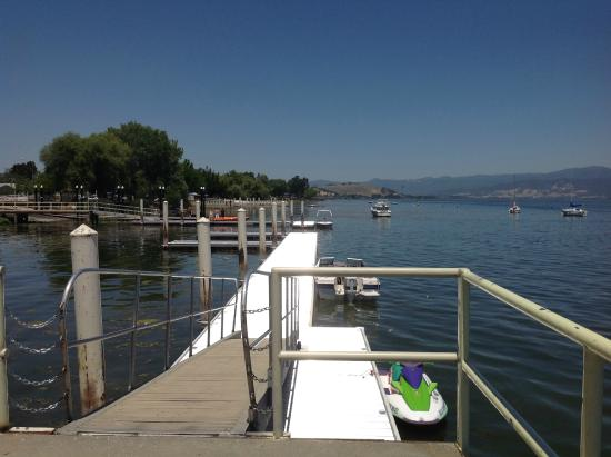 Lakeport, Californien: The Park Pier