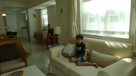 NishaVille Resort : บ้านพัก