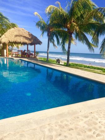 Hacienda Iguana: We just arrived and all I can say is Wow!! I'm very excited to be here for a week!!
