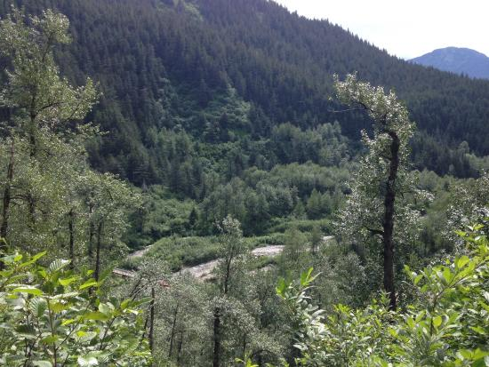 Perseverance National Recreation Trail: Beautiful Scenery!