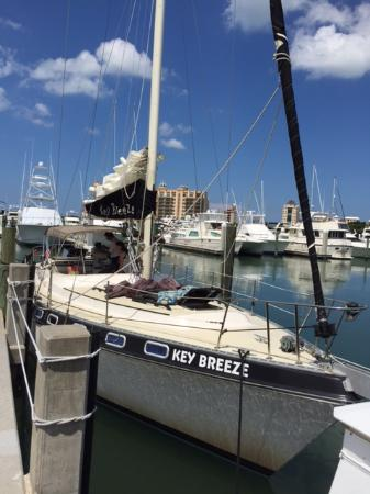 Key Sailing: Key Breeze