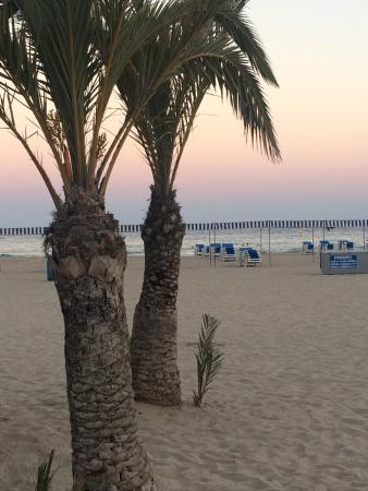 Cala Finestrat Beach : Lovely beach and very clean
