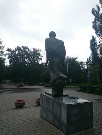 Statue of Dostoyevskiy