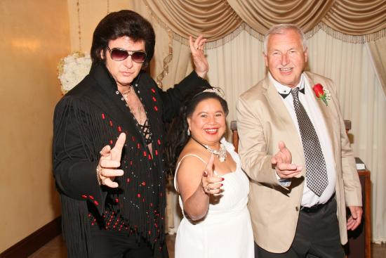 A Storybook Wedding Chapel Elvis With Us At