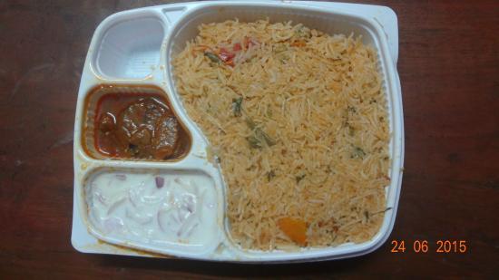 Buhari Restaurant