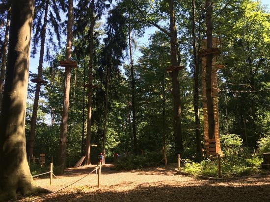 Kletterwald Hennef 5