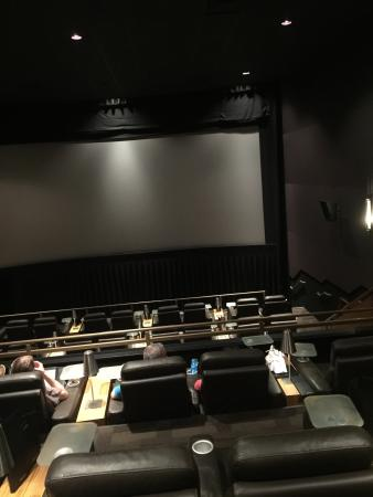 Westlake Village, CA: Inside the theater, big comfy lounger chairs