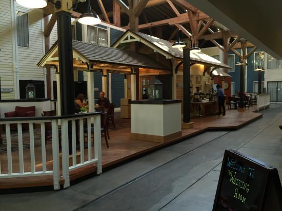 BEST WESTERN PLUS Como Park Hotel: Breakfast area