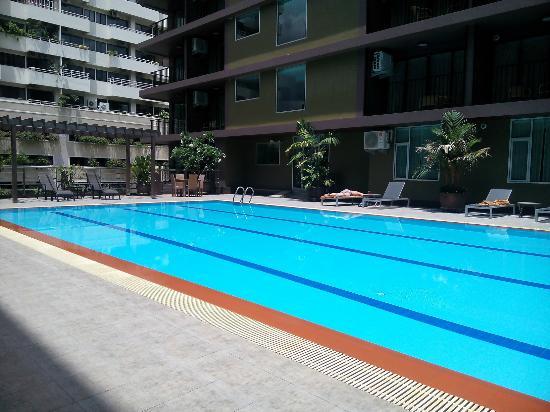 Dynasty Grande Hotel : Nice pool
