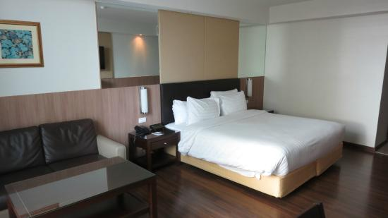 Dynasty Grande Hotel : Good rooms