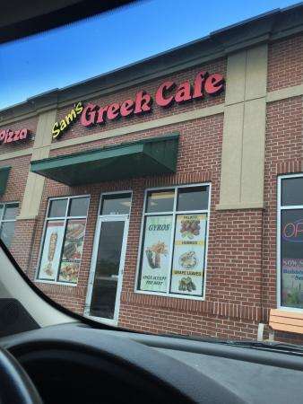 Sams Greek Cafe