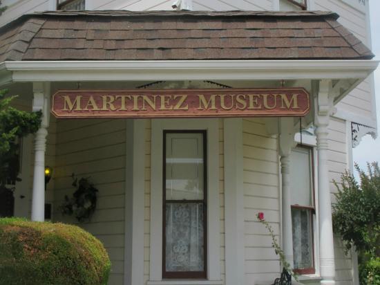 Martinez Museum, Martinez, Ca