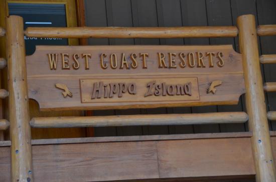 The Lodge at Hippa Island (Westcoast Resorts): At The Lodge, Hippa Is.