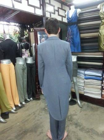 Khoi Custom Tailor : The finished product