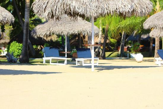 Orangea Village : Beach