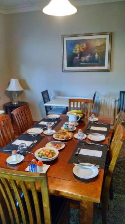 Lake Lodge B&B: Delicious daily breakfast
