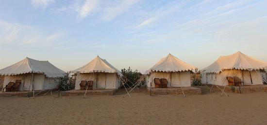 Rajputana Desert Camp: Best Camping Sites in Jaisalmer