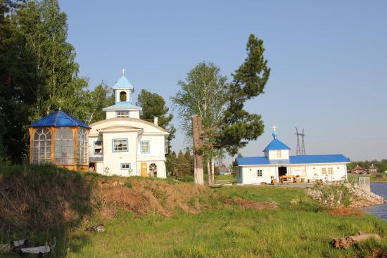 Skete Oktai of St. Nicholas Monastery