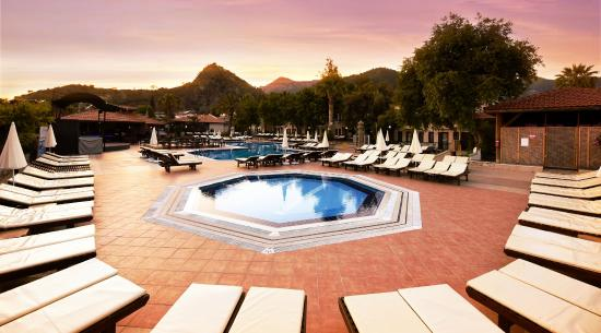 Liberty Hotels Oludeniz: Pools